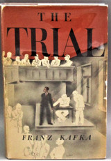 THE TRIAL, by Franz Kafka; George Salter - 1937 [1st US Ed]