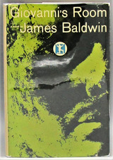 GIOVANNI'S ROOM, by James Baldwin - 1956 [1st US Ed]