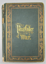 THE PORTRAIT GALLERY OF THE WAR, by Frank Moore - 1865