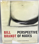 PERSPECTIVE OF NUDES, by Bill Brandt - 1961 [1st Ed]