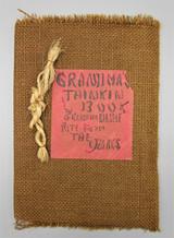 GRANDMA'S THINK BOOK, by Grandma Herself - 1945