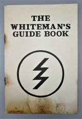 THE WHITEMAN'S GUIDE BOOK,  by  Arthur Desmond - 1968 [1st Ed]