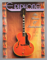 EPIPHONE: THE HOUSE OF STATHOPOULO, by Jim Fisch & L.B. Fred - 1996