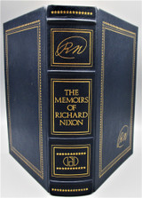THE MEMOIRS OF RICHARD NIXON - 1978 [Signed Ltd 1st Ed] *COA*