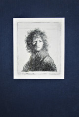 A COLLECTION OF ETCHINGS BY REMBRANDT, by J.R. Ritman & N. Bailler - 1995
