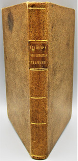 A TEXTBOOK OF GEOMETRICAL DRAWING, by William Minifie - 1849 [1st Ed]