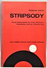 STRIPSODY, by Eugenio Carmi - 1966 [1st Ed]