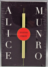 ALICE MUNRO: SELECTED STORIES - 1996 [Signed 1st Ed]