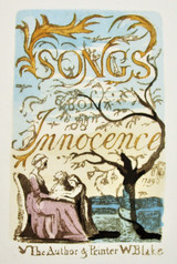 SONGS OF INNOCENCE, by William Blake - 1954 [Ltd Ed]