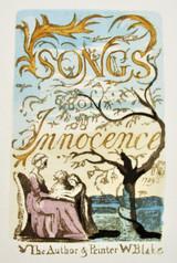 SONGS OF INNOCENCE, by William Blake - 1954 [Ltd Ed]