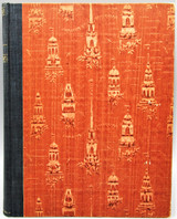 DECORATED BOOK PAPERS, by Rosamond B. Loring - 1942 [Limited 1st Ed]