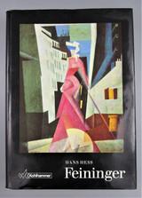 LYONEL FEININGER, by Hans Hess - 1990