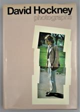 DAVID HOCKNEY PHOTOGRAPHS, by A. Sayag & D. Hockney - 1982