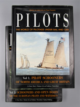 PILOTS: THE WORLD OF PILOTAGE UNDER SAIL AND OAR, by Tom Cunliffe - 2001 [2 Vol]
