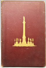 DEDICATION CEREMONIES AT THE MANCHESTER MONUMENT - 1880 [1st Ed]