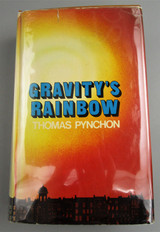 GRAVITY'S RAINBOW, by Thomas Pynchon - 1973 1st Edition