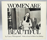 WOMEN ARE BEAUTIFUL, by Garry Winogrand - 1975 [1st Ed]
