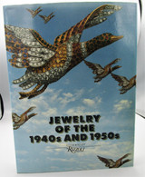 JEWELRY OF THE 1940s AND 1950s, by Sylvie Raulet - 1988