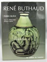 RENE BUTHAUD 1886-1986, by Pierre Cruege - 1996