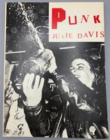 PUNK, by Julie Davis - 1977