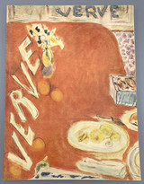 VERVE: VOLUME 1 ISSUE 3 - 1938 An Artistic & Literary Quarterly