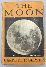 THE MOON: A POPULAR TREATISE, by Garrett P. Serviss - 1918