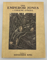 THE EMPEROR JONES, by Eugene O'neill - 1928 [SIGNED]