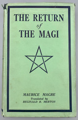 THE RETURN OF THE MAGI, by Maurice Magre  - 1931 [1st Edition]