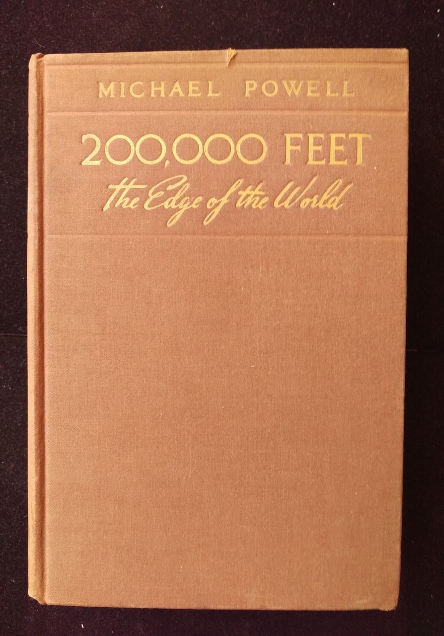 200,000 FEET: THE EDGE OF THE WORLD, by Michael Powell - 1938