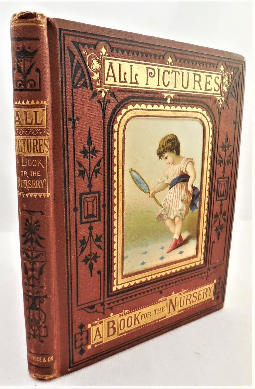 ALL PICTURES: PICTURE PAGES FOR THE LITTLE ONES - c.1874