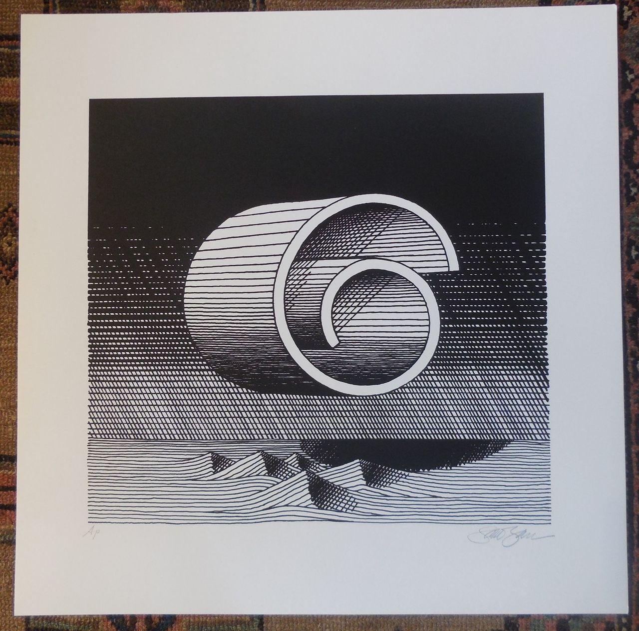 CALENDARIO GRAFICO - 31 Serigraph Prints - 1978 [Signed]
