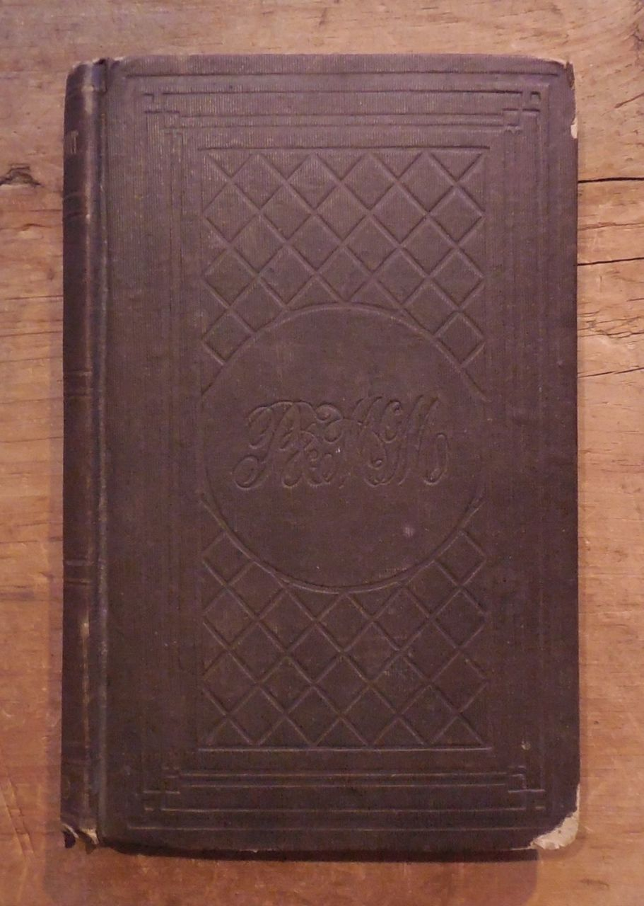 CLAREMONT; OR, THE UNDIVIDED HOUSEHOLD - 1857