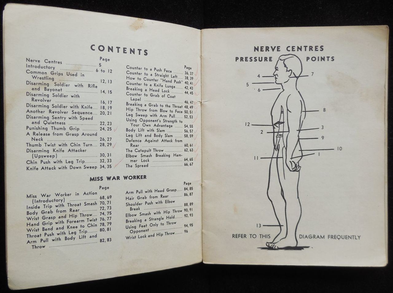 COMBATO: THE ART OF SELF-DEFENCE, by Corporal Bill Underwood - 1943
