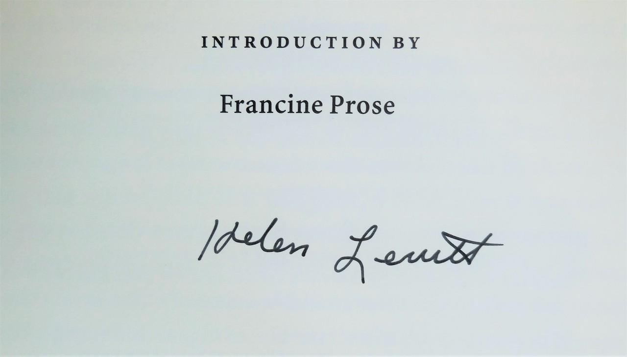CROSSTOWN, by Helen Levitt - 2001 [Signed Ltd Ed]
