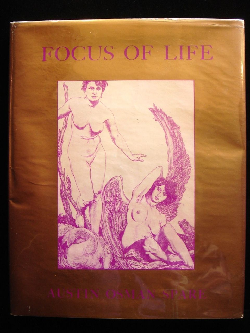 FOCUS ON LIFE, by Austin Osman Spare - 1975 [Ltd Ed]