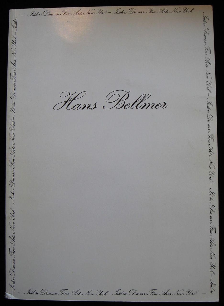 HANS BELLMER, by Herbert Lust - 1990