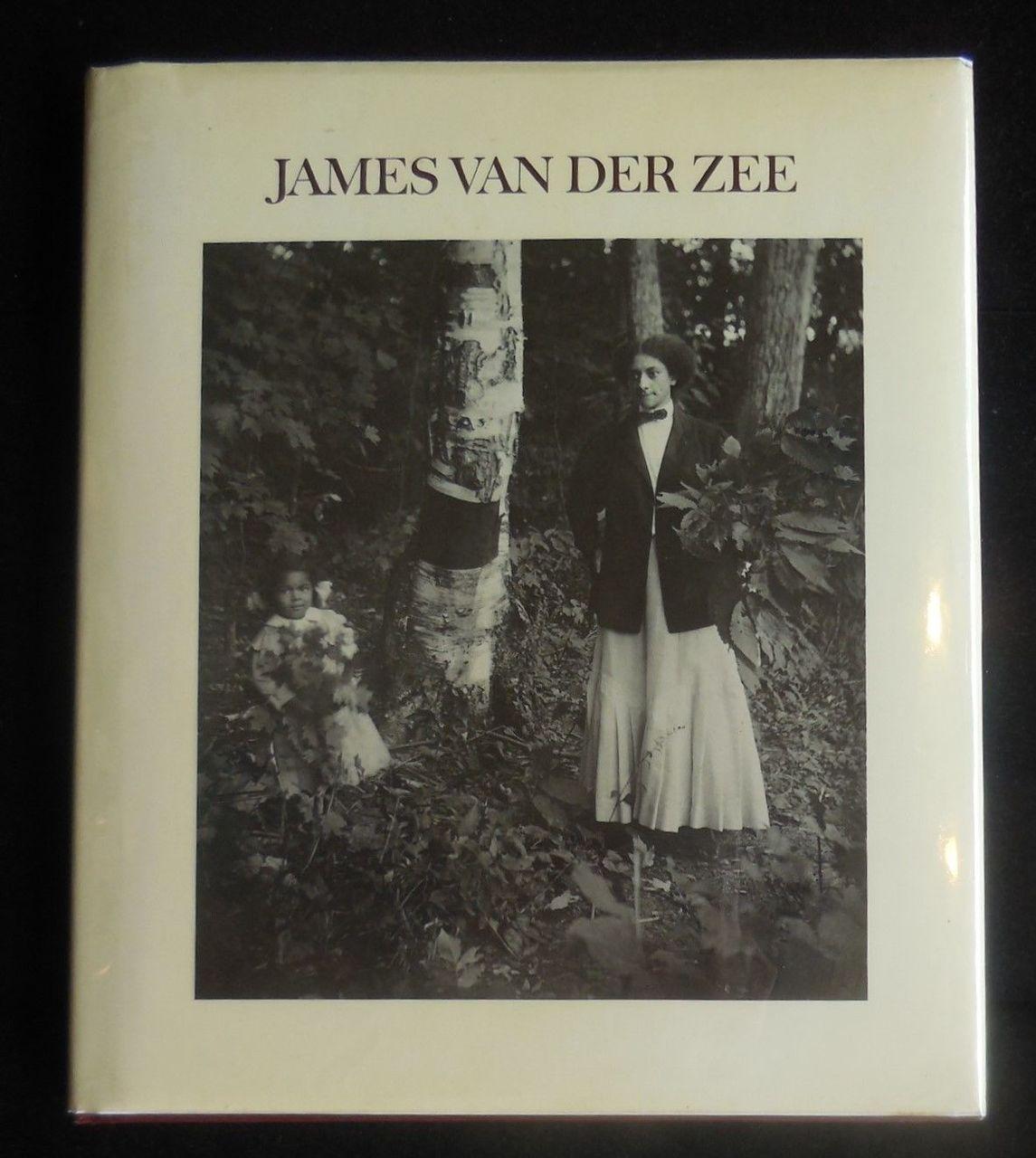 JAMES VAN DER ZEE, by J. Van Der Zee - 1974 [Signed]