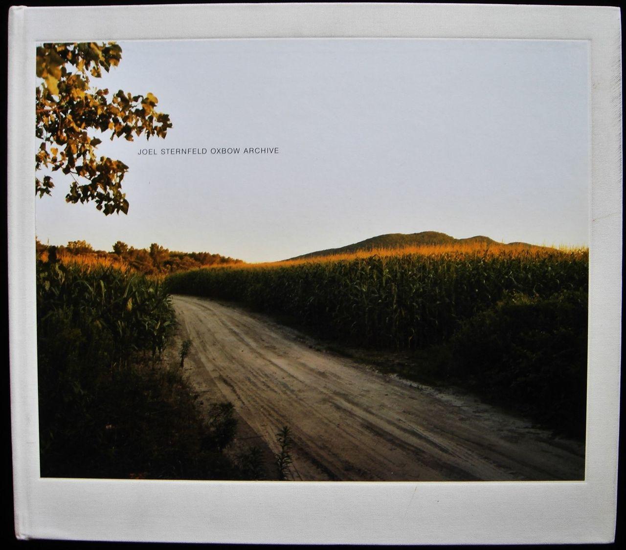 JOEL STERNFELD: OXBOW ARCHIVE 2008 Artist Signed Brilliant CT Landscape Photos