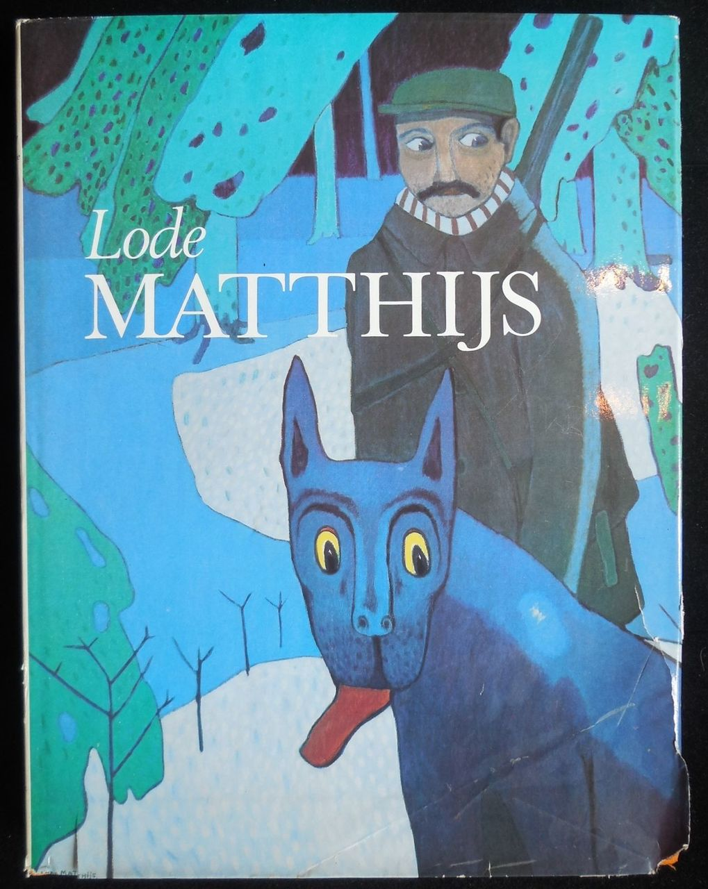 LODE MATTHIJS, by Serge Goyens de Heusch - 1979 [Ltd Ed]