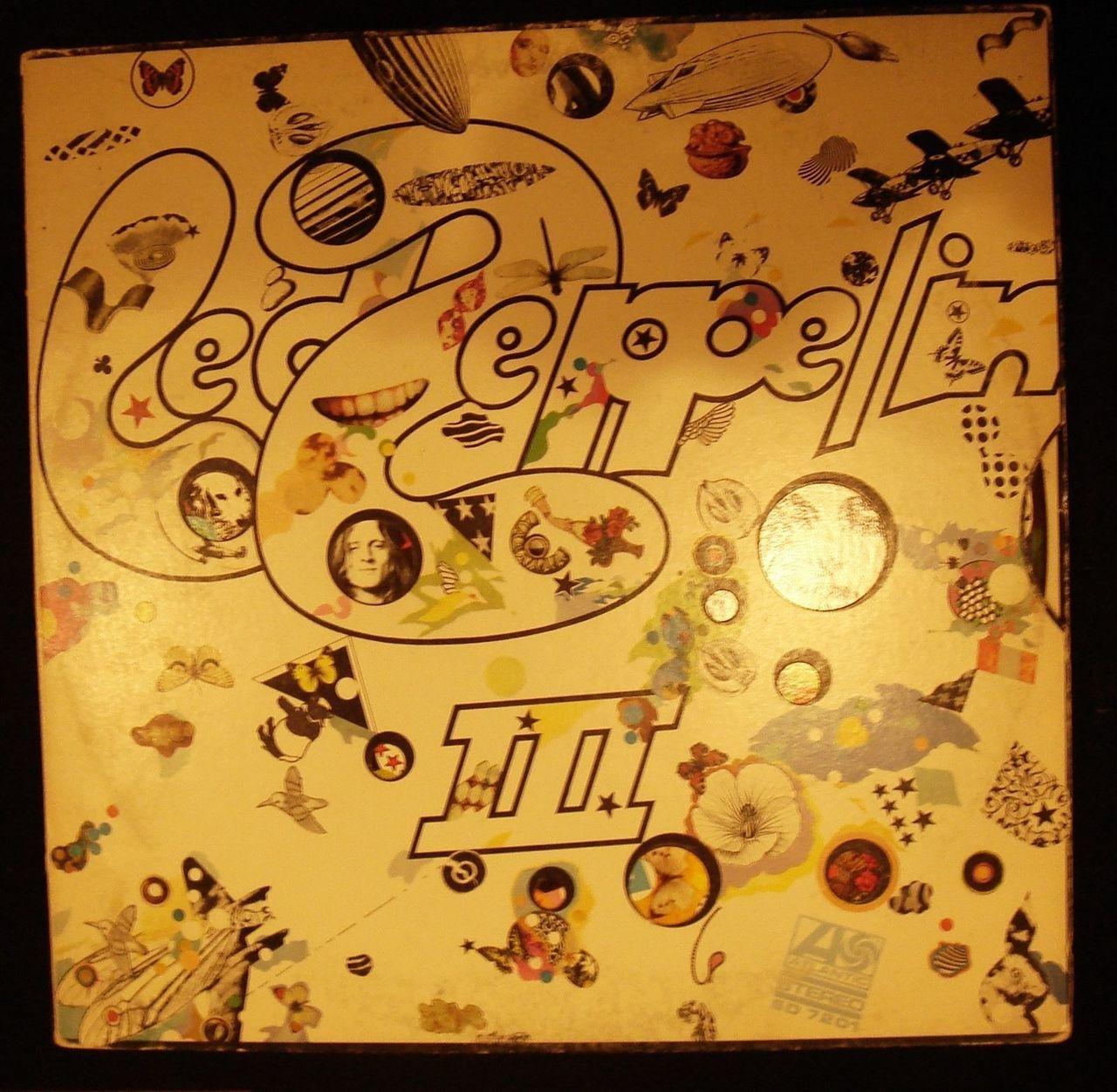 LP: Led Zeppelin III - 1970