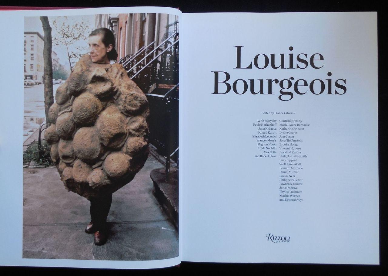 LOUISE BURGEOIS, by Frances Morris - 2008