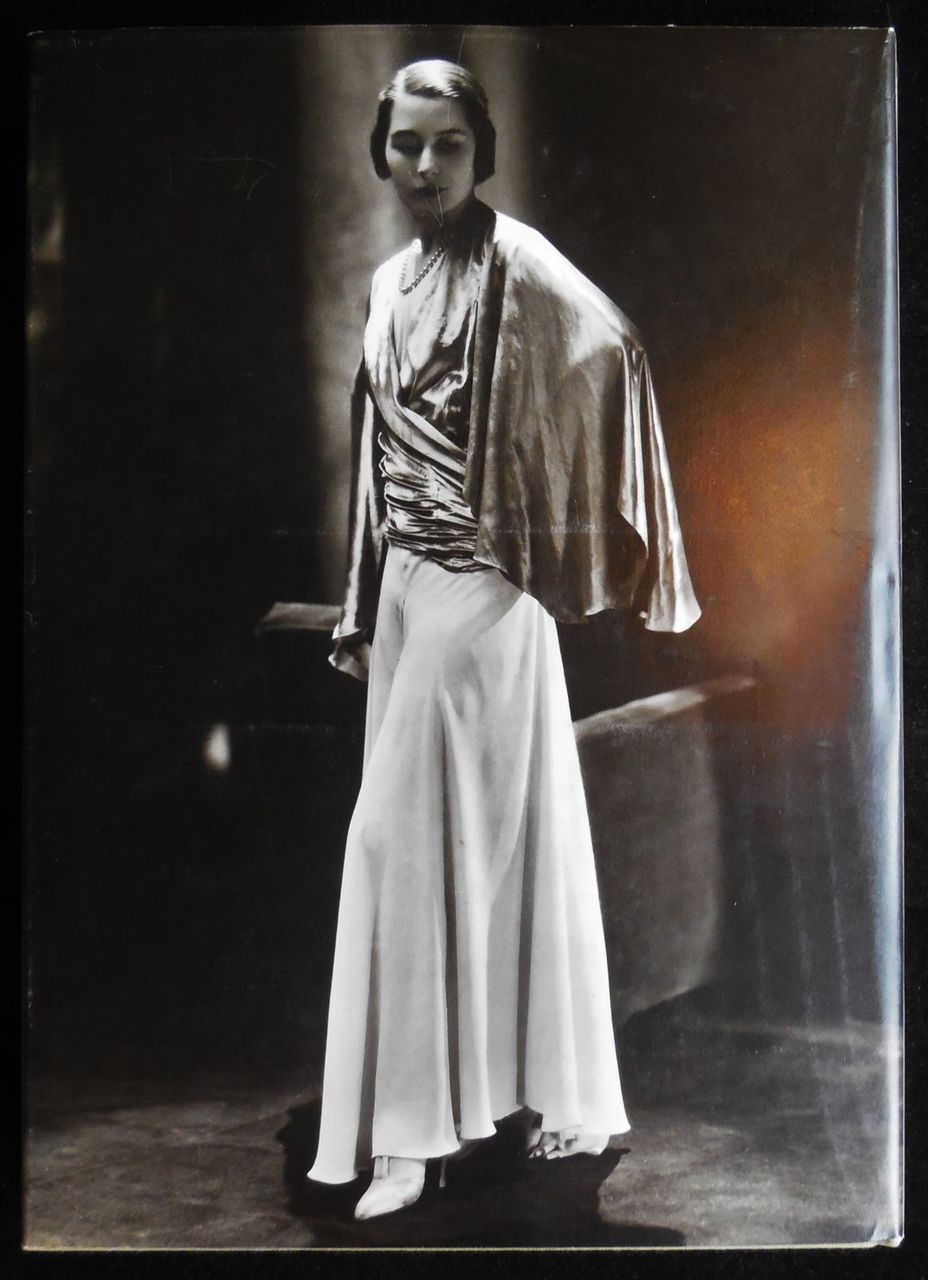 MADELEINE VIONNET Betty Kirke 1998 [Signed] Fashion haute couture Dress Design