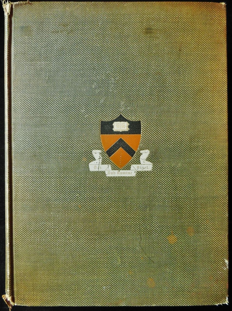 MEMORIAL BOOK OF THE SESQUICENTENNIAL CELEBRATION...PRINCETON UNIVERSITY - 1898