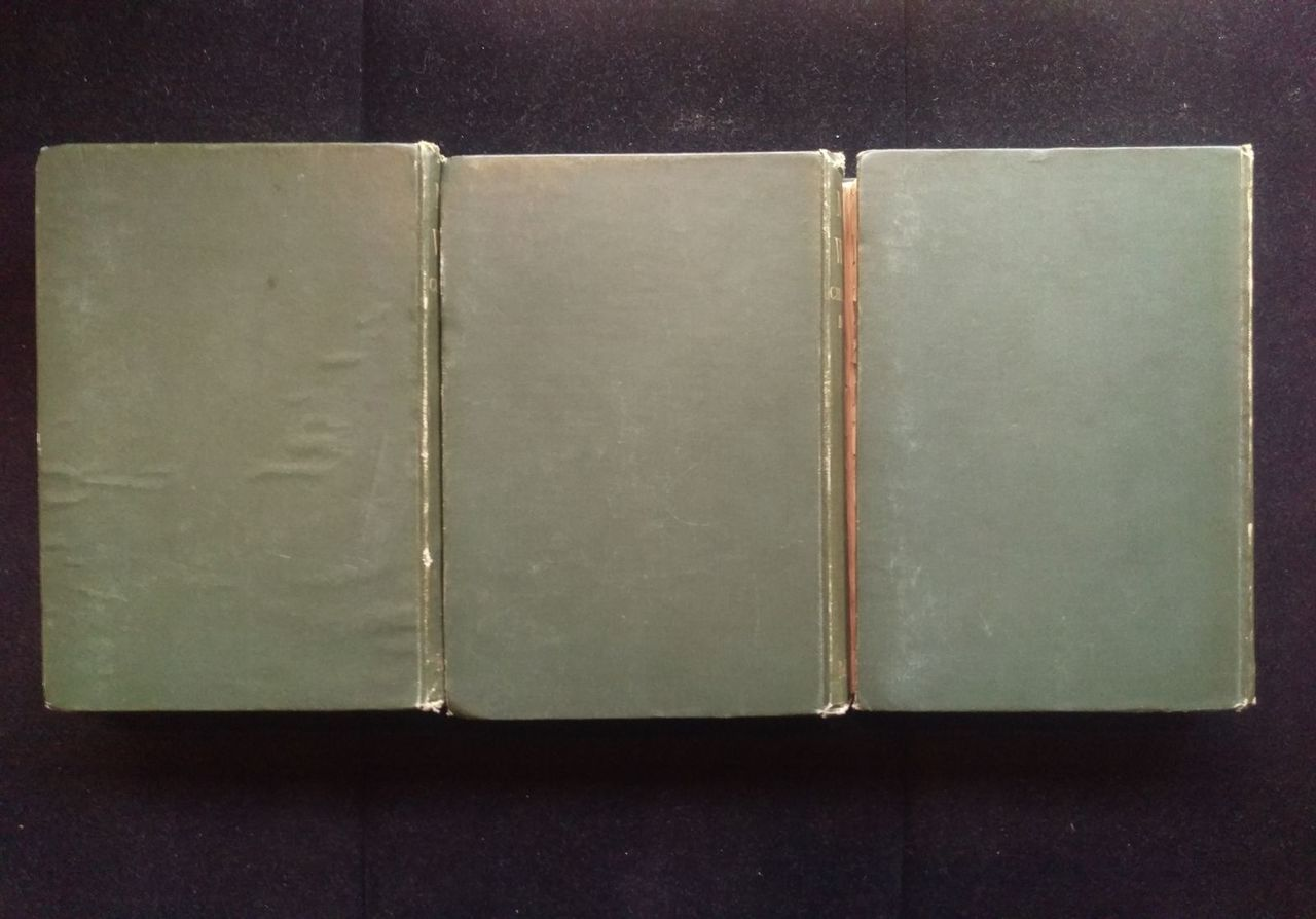 MELMOTH THE WANDERER, by C.R. Maturin - 1892 [3 Vols]