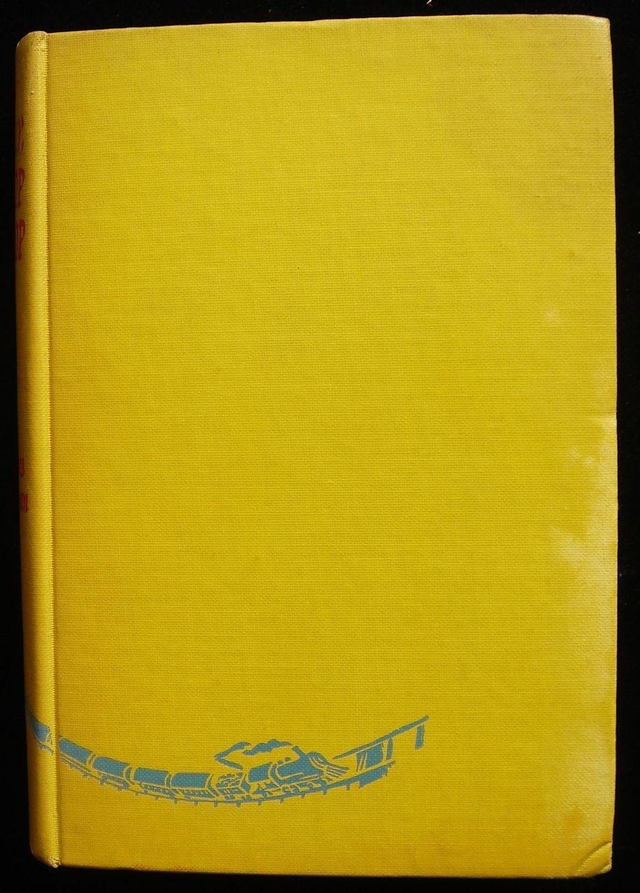 MURDER, CHOP CHOP, by James Norman - 1942 [1st Ed]