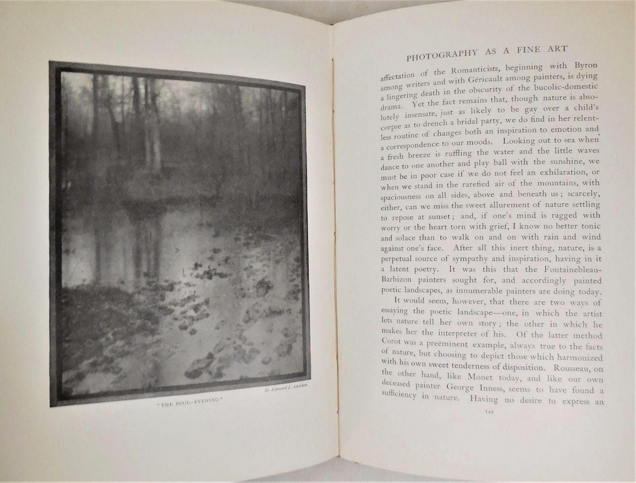 PHOTOGRAPHY AS A FINE ART by Charles H. Caffin - 1901 [1st Ed]