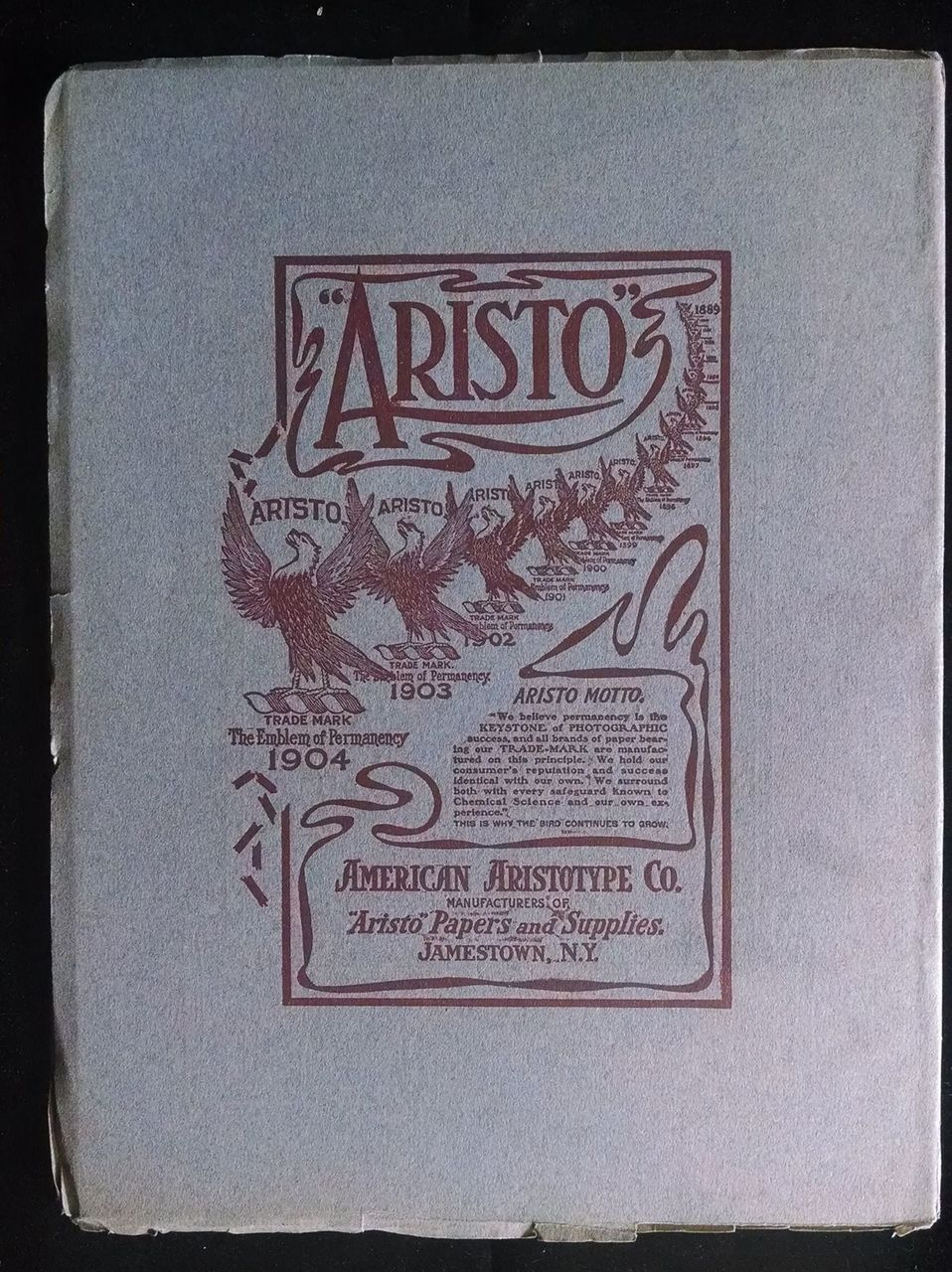 PHOTO-ERA February 1904 Photograph Illustrated Art Journal Photography