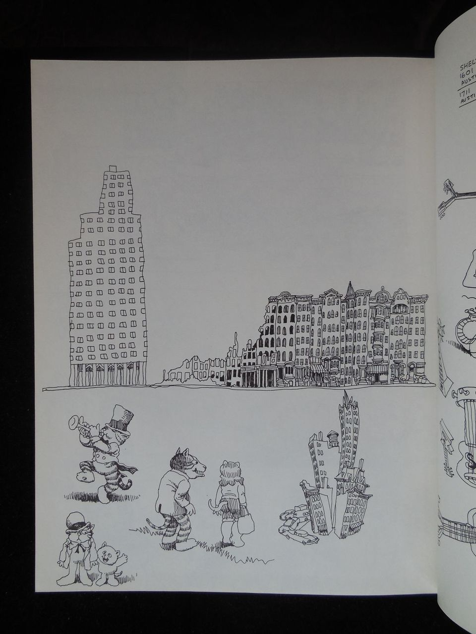 R. CRUMB SKETCHBOOK of Comic Satire 1964-1965 [Vol 1] American 1992 HB Scarce