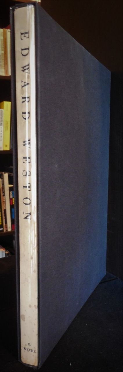 THE ART OF EDWARD WESTON, edited by Merle Armitage - 1932 [Signed 1st Ed]