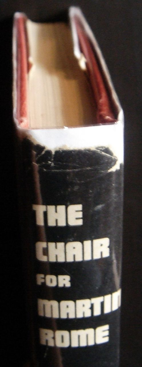 THE CHAIR FOR MARTIN ROME, by Henry Edward Helseth - 1947